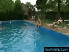 Extremely Horny Gay Porn Orgie By Gaypridevault