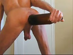 Bottle Fuck And Ass Play 04