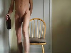 Bottle Fuck And Ass Play 02