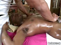 2 Hot Black Guys Bang Out