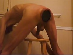 Extreme Anus Pumping And Insertion
