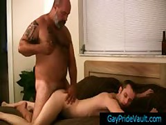 Homosexual Buddy Gets His Rectum Finger Fucked By Hairy By Gaypridevault