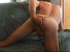 Fist And Pumped Cock Double Fuck