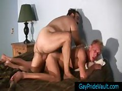 One Lucky Bro Getting Hammered By Gang 6 By GayPrideVault