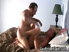Blonde Bro Is Banged By Queer Hairy 19 By GayPrideVault