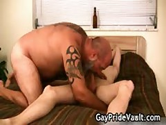 Hairy Homosexual Hairy Making Out Sext Juvenile 9 By GayPrideVault