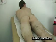 Keith Getting His Juvenile Schlong Inspected And Jerked By Doktor 7 By CollegeBFphysical