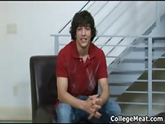 Chandler Cane Masturbating His Pretty School Sausage 1 By CollegeMeat