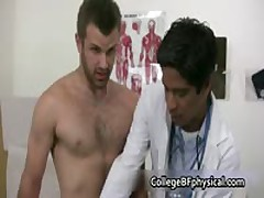 Perry Gets His Teenage Cock Examined And Jerked By Doktor 5 By CollegeBFphysical