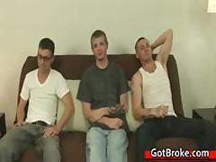 Poor Heterosexual Teenagers Having Free Gay Porn For Monies Free Gay Porn 3 By GotBroke