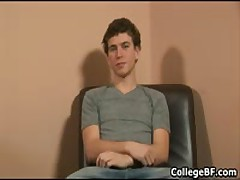 Alexander Green Wanking His Fine School Weiner 1 By CollegeBF