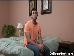 Adam Marx Stuffing A Dildo Up His Fine Anus 1 By CollegeMeat