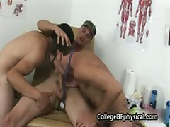 Bobby & David In Hardcore Cock Sucking Threesome 10 By CollegeBFphysical