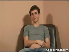 Alexander Greene Jerking His Super Fine Gay Cock 1 By CollegeMeat