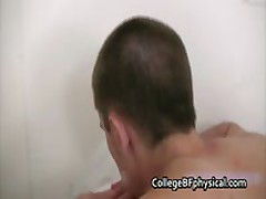 Ashtyn Gets His Cock Jerked By His Doktor 4 By CollegeBFphysical