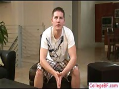 Chad Macon Busting His Amazing Nuts By Collegebf