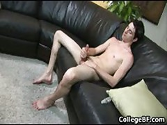 Alex Vaara Jerking His Nice College Dick 2 By CollegeBF