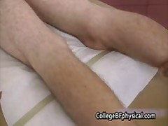 Ashtyn Gets His Cock Jerked By His Doktor 3 By CollegeBFphysical