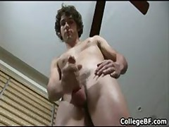 Glenn Philips Wanking His Fine College Cock 2 By CollegeBF