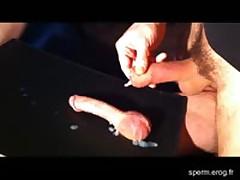SpermBoy Cum On Cock #003