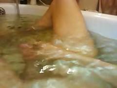 Bath Action Jercking Off-2