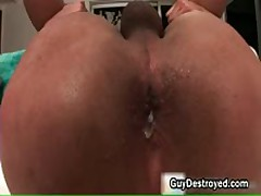 Hairy Giani Luca Gets His Firm Asshole Pounded 6 By GuyDestroyed
