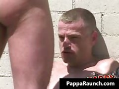 Insane Homo Hard Core Anus Making Out Homo Clip 4 By PappaRaunch