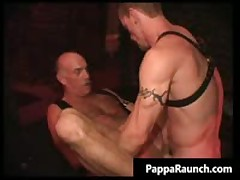 Extreme Homosexual Hard Core Anus Making Out Fetish 3some Clip 5 By PappaRaunch