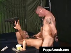 Extreme Queer Hard Core Butthole Making Out Bondage Free Porno Scenes Four By PappaRaunch