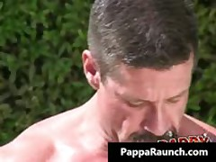 Extreme Homo Hard Core Stinker Making Out Three-Way Homo Video 2 By PappaRaunch