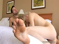Timo Garett Gets Fucked Hard By His  Preson Steel