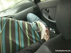 Picked Up And Facefucked