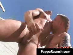 Extreme Queer Hard Core Anus Making Out Queer Video 1 By PappaRaunch