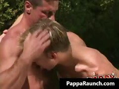 Extreme Gay Hardcore Asshole Fucking Threesome Gay Video 1 By PappaRaunch