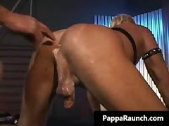 Extreme Gay Hardcore Asshole Fucking Fisting Clip 6 By PappaRaunch