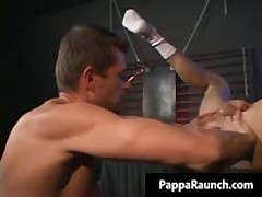Extreme Gay Hardcore Asshole Fucking Fisting Clip 4 By PappaRaunch