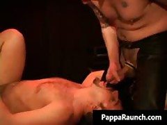 Extreme Gay Hardcore Asshole Fucking Bondage Gay Clip 5 By PappaRaunch