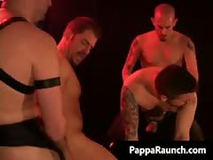 Extreme Gay Hardcore Asshole Fucking Bondage Gay Clip 3 By PappaRaunch