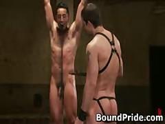 Penix And Gianni Hunky Hunks Extreme Bondage Gay Sex 1 BoundPride