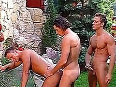 Attractive Muscular Men Fucking 5