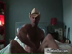 Chad Davis Pulling His Massive Gay Boner 10 By GotHimOut