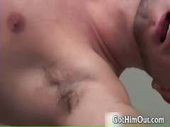 Gay Inadvertantly Cums Out Free Gay Porn 1 By GotHimOut
