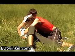 Pretty Euro Twinks Making Out And Masturbating Gay Schlong And Butthole 57 By EUtwinkin