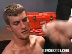 Hot Ass Facial