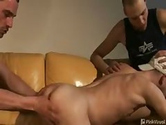 He Swallows And Gets Fucked