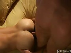 Hard Pounding His Tight Hole