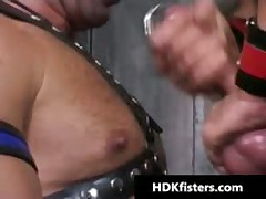 Deep Homosexual Asshole Fisting Hard Core Iron Videos 9 By HDKfisters