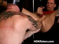 Extreme Hard Core Homosexual Fisting Three By HDKfisters