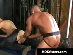 Deep Queer Arse Fisting Hard Core Porno Videos Four By HDKfisters