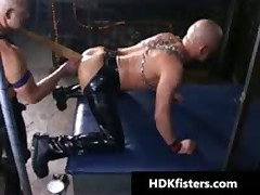 Deep Homo Butt Fisting Hard Core Iron Videos 7 By HDKfisters